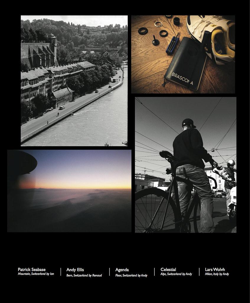 Fixed Magazine #10 p31 Brascona - Adoration of momentum