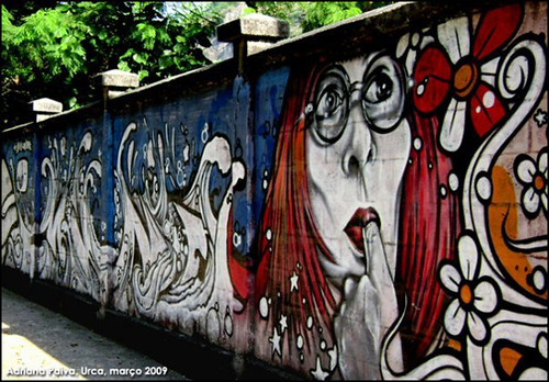 graffiti by Marcelo Ment
