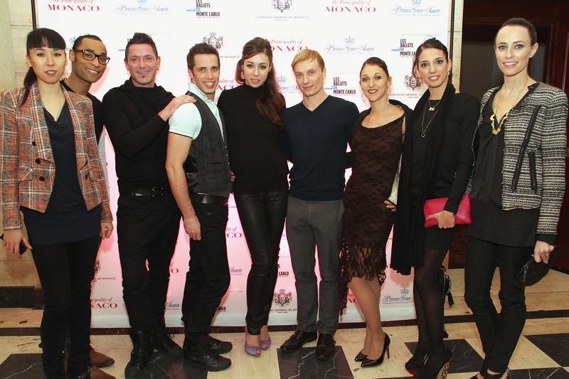 Monaco Takes NY - 2012