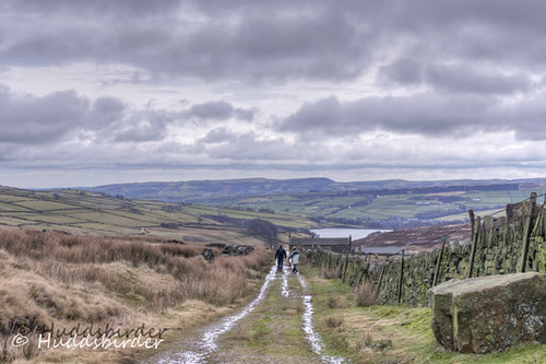 Around Digley Res