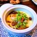 Chawanmushi of Dungeness Crab, Nameko Mushrooms & Yuzu