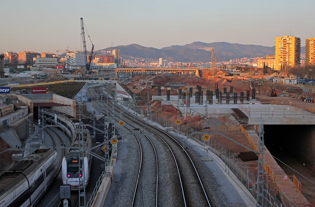 Puente del Trabajo desde el puente Calatrava_2