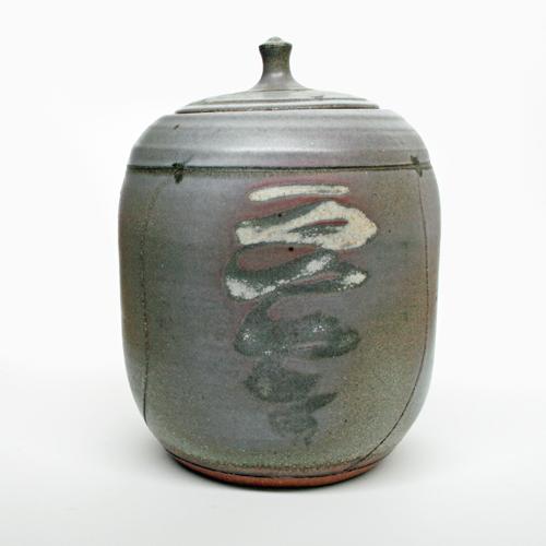 Lidded barrel