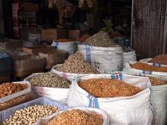 Dried goods, Victoria Street Wholesale Centre