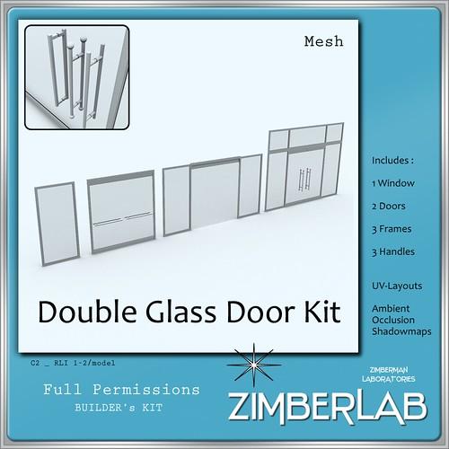 ZimberLab Door C2 by ZimberLab @ The Deck
