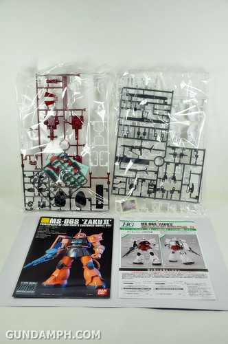 HG 1-144 Zaku 7 Eleven 2011 Limited Edition - Gundam PH  (11)