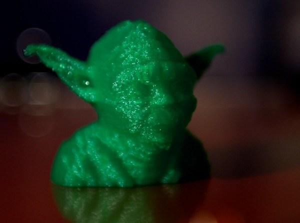 Yoda (PLA)