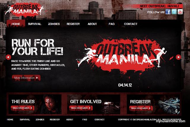 Outbreak Manila