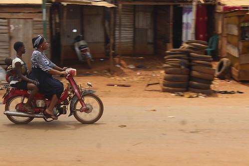 Iheaka Village Mothers - Enugu State Nigeria by Jujufilms