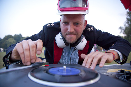 DJ Dynamo exclusive to Shambala 2012