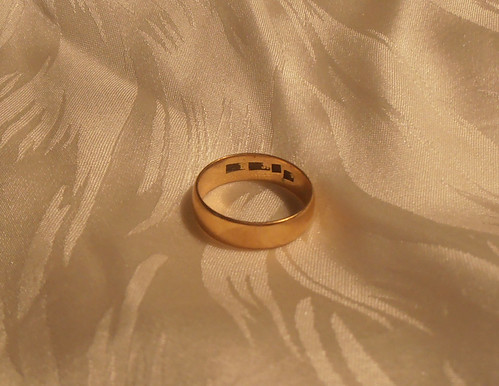 Wedding Ring for Pancake