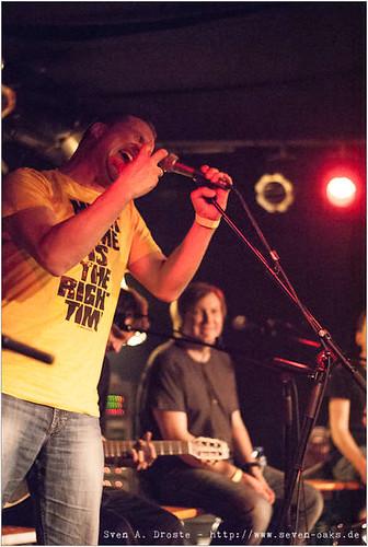 Jan Labinski, Peer Jensen & Jens Burger / Monsters of Liedermaching
