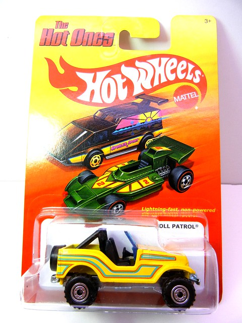 HOT WHEELS HOT ONES ROLL PATROL (1)