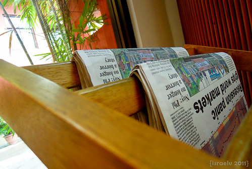 Hanging Headlines by {israelv}