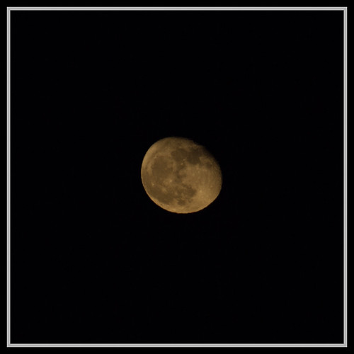 70/366 - The moon this evening by Flubie