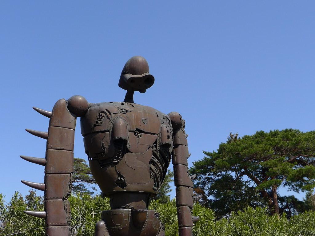 magnetic-rose.net Mitaka no Mori Ghibli Museum