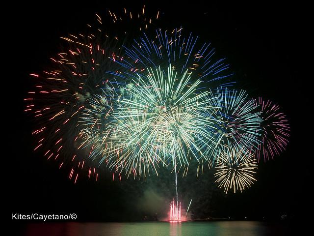 Pyromusical 2012 - China