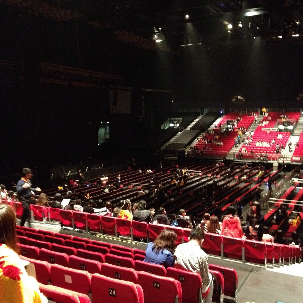 2012 L'Arc~en~Ciel 20th Anniversary World Tour Hong Kong