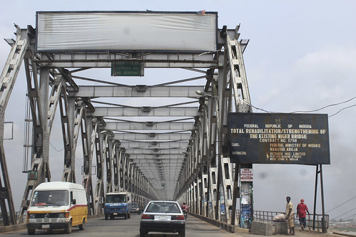 Niger Bridge - Nigeria by Jujufilms