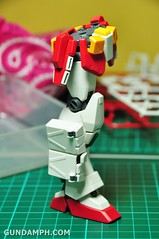 MG 1-100 Gundam HeavyArms EW Unboxing OOTB Review (37)