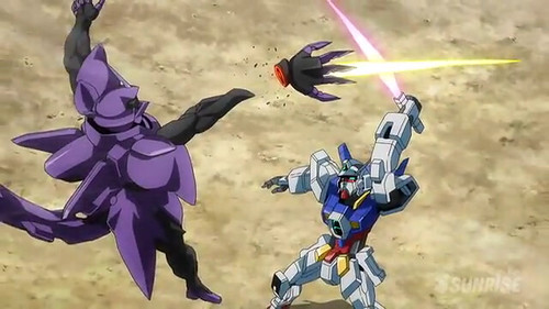 Gundam AGE Episode 17  Friendship and Love and Mobile Suits Youtube Gundam PH (21)