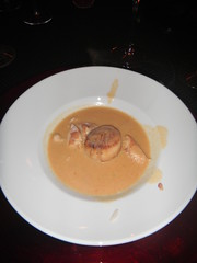 Second Course - Lobster Bisque