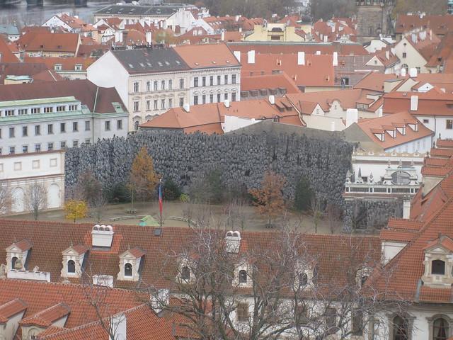 Valdštejnský palác (Wallenstein palace)