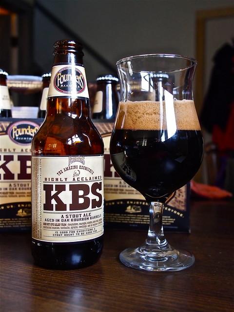 2012 Founders KBS (Kentucky Breakfast Stout) - Four Pack