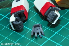 MG 1-100 Gundam HeavyArms EW Unboxing OOTB Review (30)