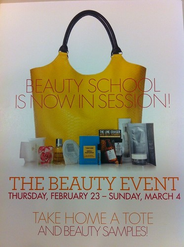 Neiman Marcus' The Beauty Event