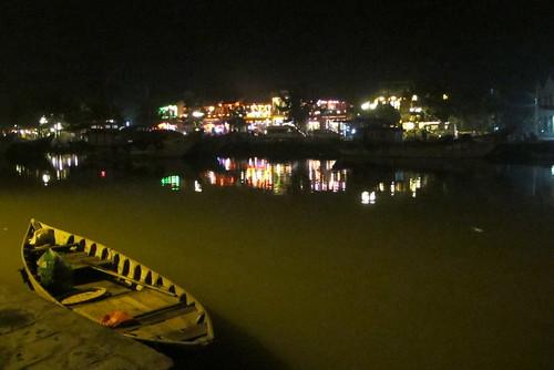 Hoi An Water at Night