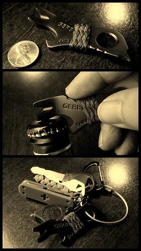 Gerber Shard with 7L6B TH Knot...