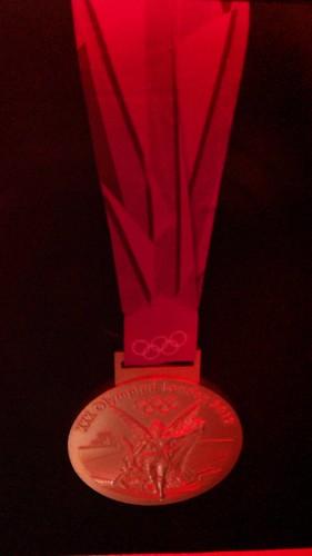 London 2012 Gold Medal
