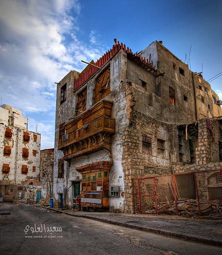 احد مباني المنطقة التاريخية في جدة by Saeed al alawi