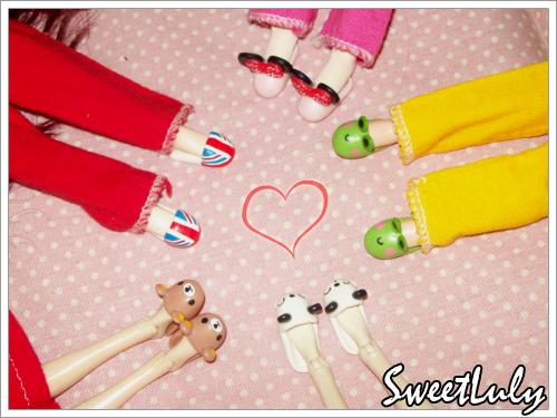 Sweeties <3 Padrão