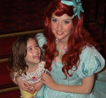 Meeting Ariel