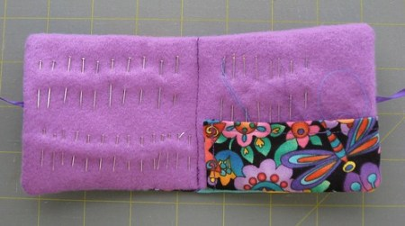 Needle Case 2.0 inside