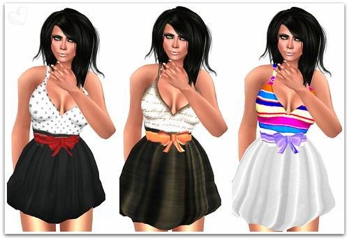 The Whore Couture Fair Dollarbies & Freebies / Chandelle