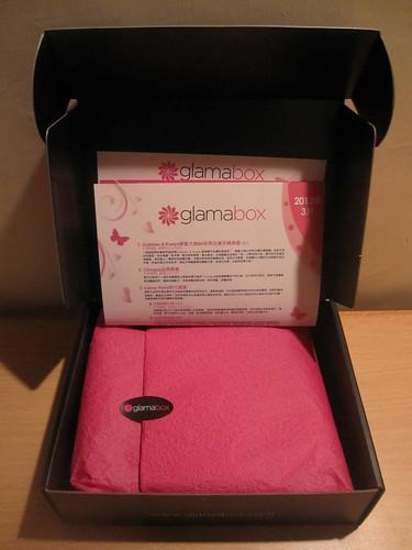 Inside Glamabox