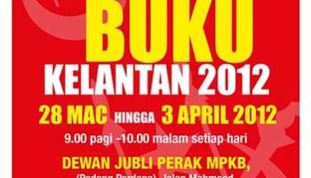 Pesta Buku Kelantan 2012