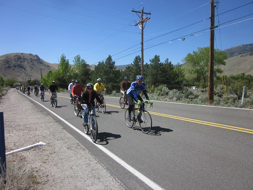 Ride with Carson City's Leaders