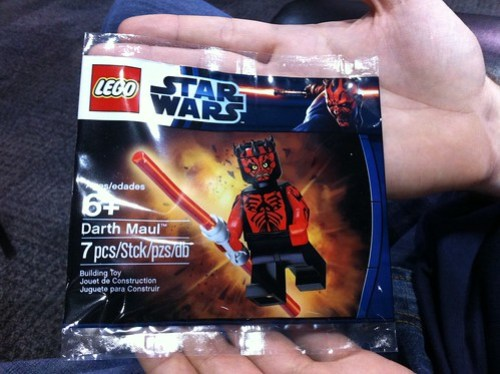 Darth Maul Promo