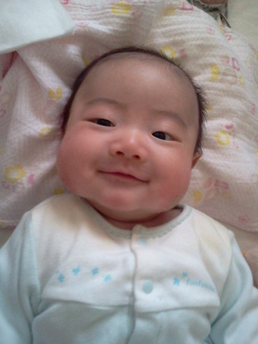 かわいい笑顔いただきました(*´∀`)