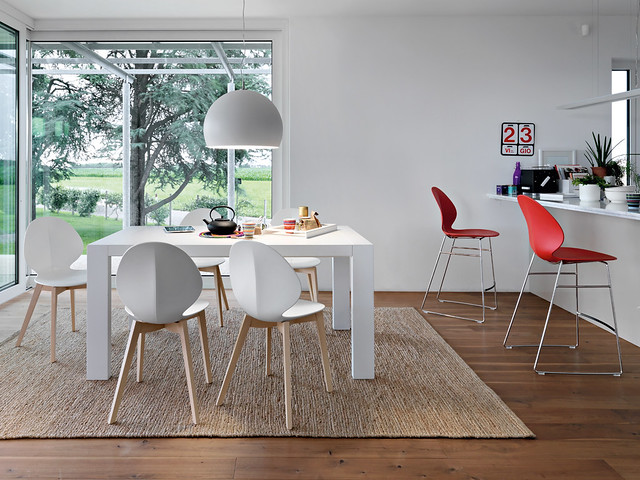 Dining Set Calligaris on Flickr