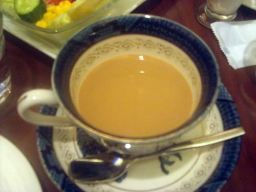 米朗琪_歐蕾咖啡
