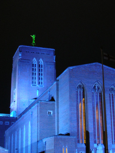 Guildford Cathedral 31 March 03