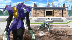 Gundam AGE 2 Episode 28 Chaos in the Earth Sphere Youtube Gundam PH (36)