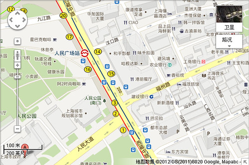 Google地图数据更新