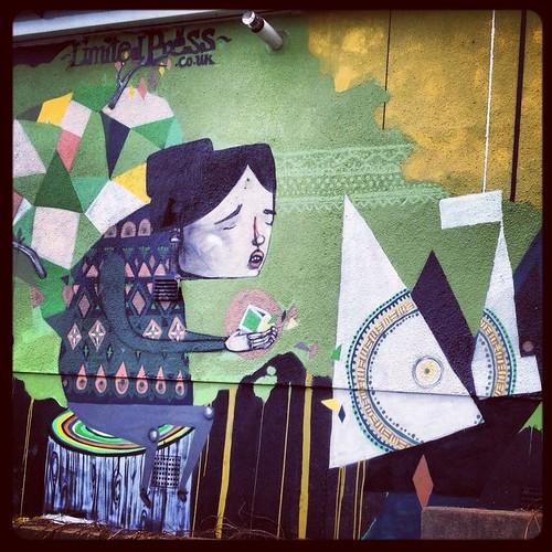 Bristol Street Art by Cara Medus