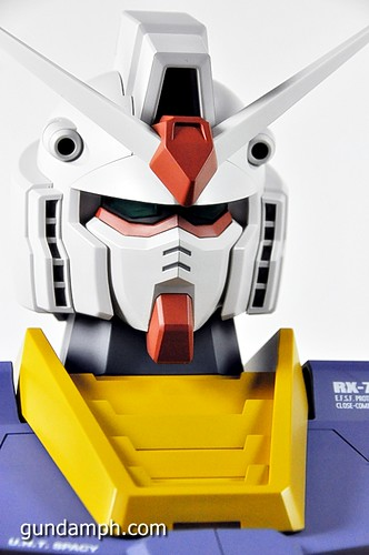 MSG RX-78-2 Bust Type Display Case (Mobile Suit Gundam) (45)
